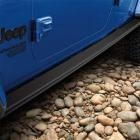 Heavy-Duty Rock Slider with Step Assist