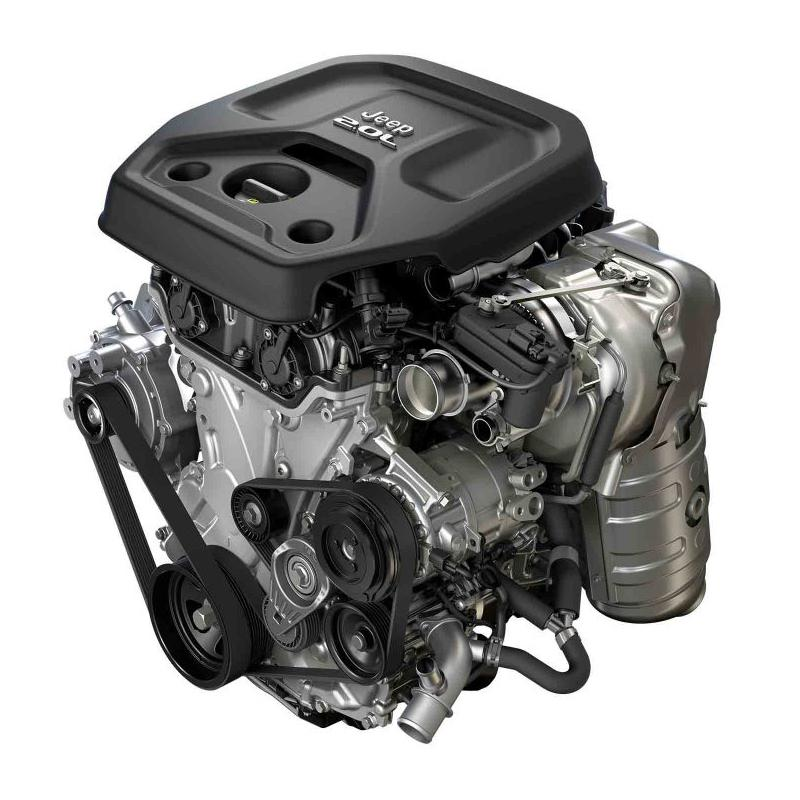 2.0-Liter I4 DOHC DI Turbo eTorque Engine
