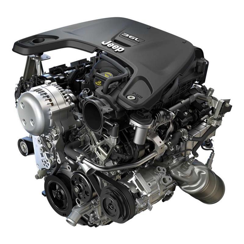 3.6L V6 24V VVT Engine Upg I w/ESS