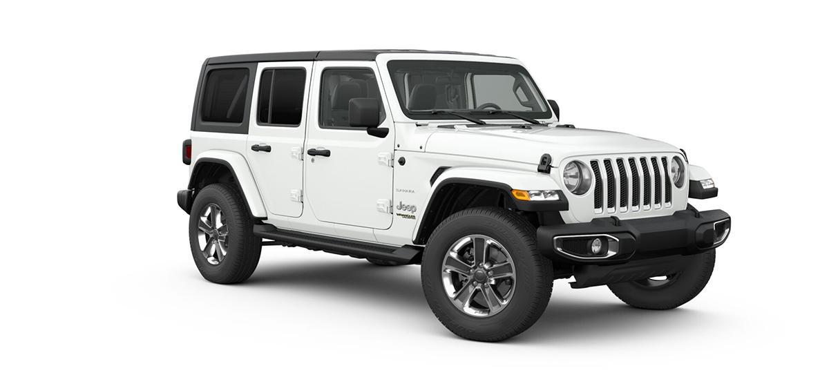 Jeep Wrangler JL SAHARA