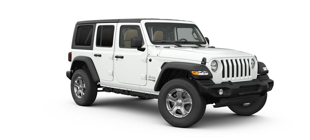 Jeep Wrangler JL SPORTS