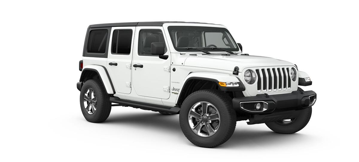 Jeep Wrangler JL WIDE BODY EDITION