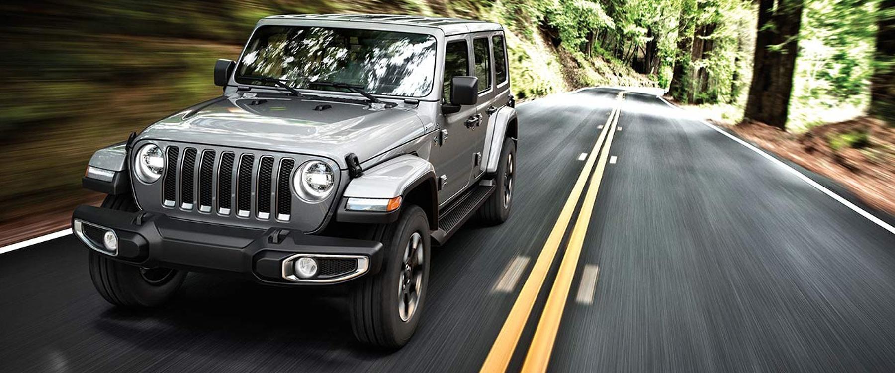 Jeep Wrangler JL Image